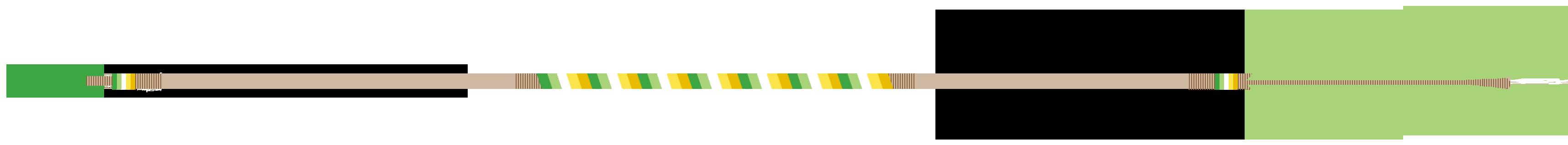 Arrow Divider - AlloAro 1, Left