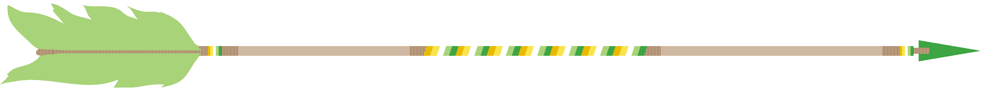 Arrow Divider - AlloAro 1,  Right