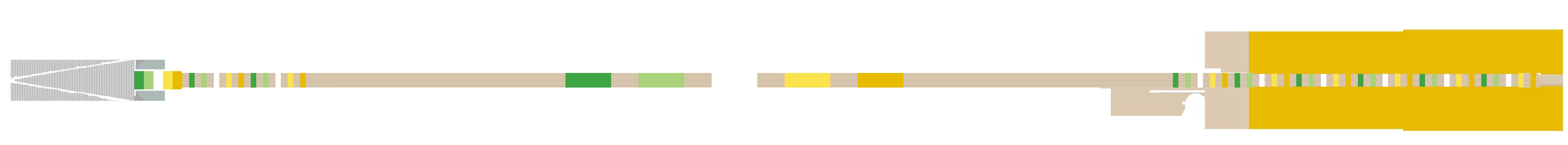 Arrow Divider - AlloAro 2, Left