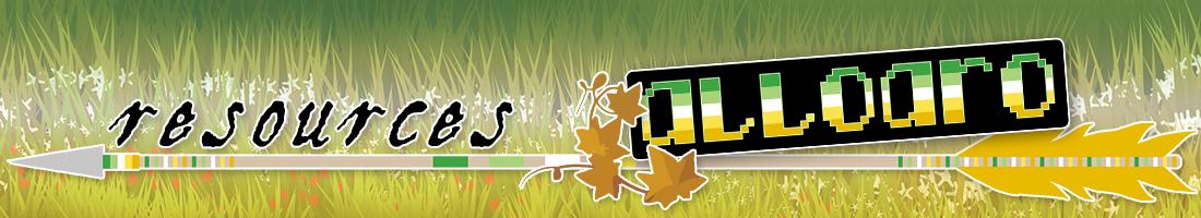 Banner Link: Allo-Aro Resource Hub