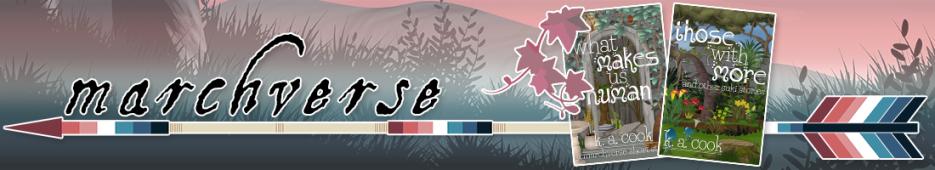 Banner Link: Marchverse Fantasy Series