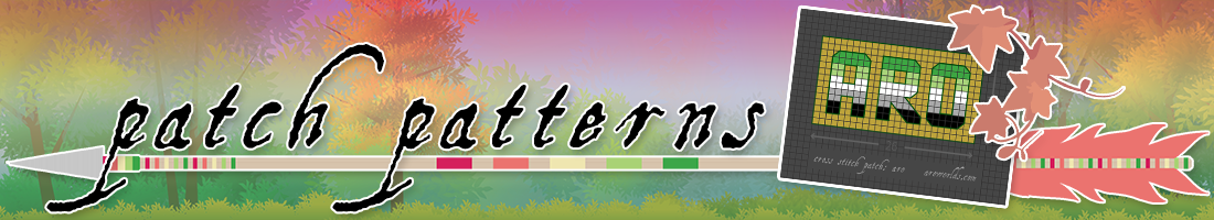 Banner Link: Pride Patch Pattern Gallery